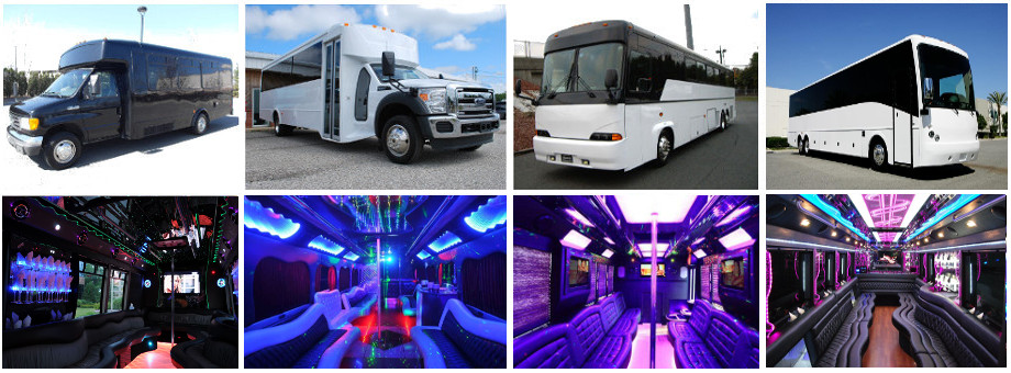 party buses reno