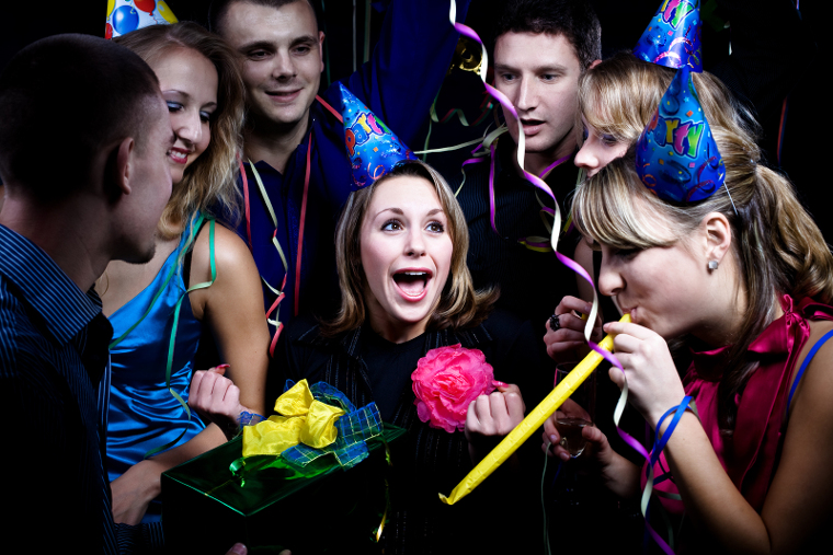 Birthday Party Bus Limo Service