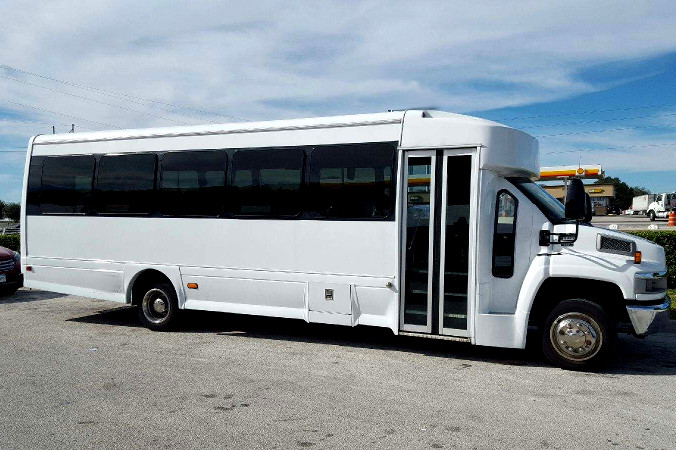 Reno 36 Passenger Shuttle Bus
