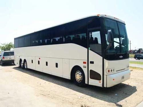 Reno 56 Passenger Charter Bus